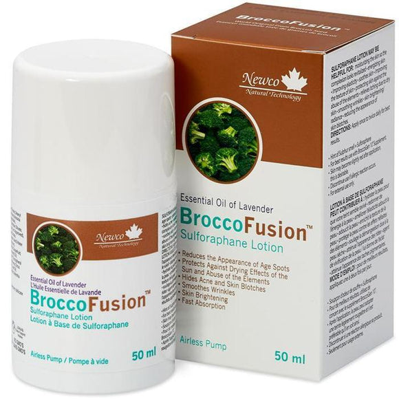 Broccofusion Sulforaphane Lotion Kiwi Fresh 50ml