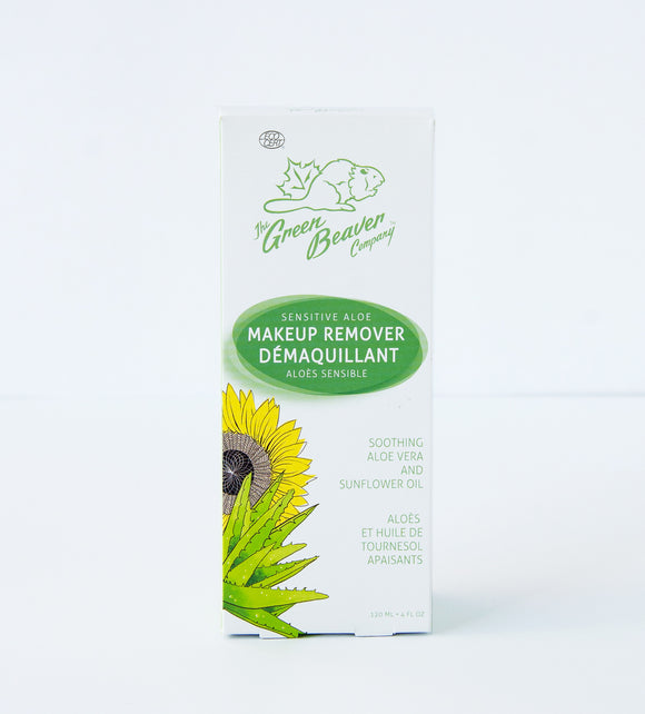 Green Beaver Aloe Makeup Remover 120ml