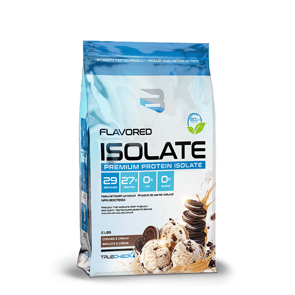 Believe Whey Protein Isolate Flavored 2lbs