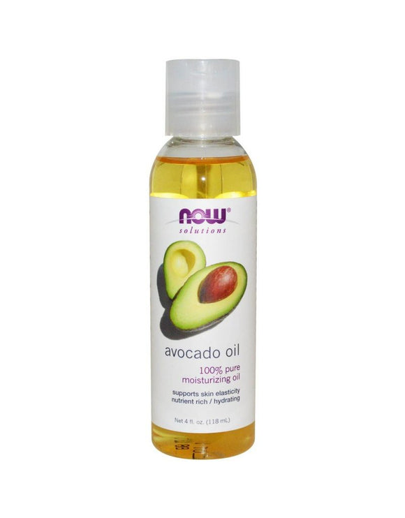 Now Avocado Oil Refined 118ml
