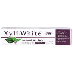 Xyliwhite Neem & Tea Tree Toothpaste Gel  181g