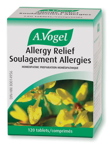 A.Vogel© Allergy Relief tablets