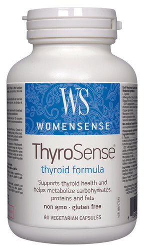 WomenSense ThyroSense 180 vegicaps