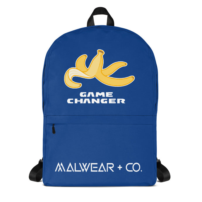 Game Changer Backpack-Malwear + Co-Malwear + Co