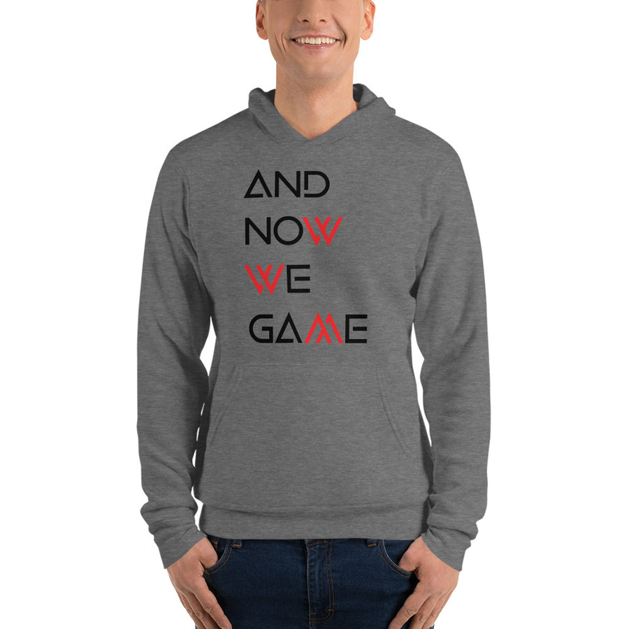 We Game Hoodie-Malwear + Co-Malwear + Co