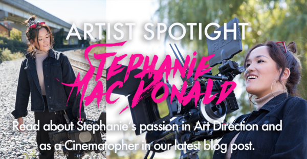 Artist Spotlight - Stephanie MacDonald