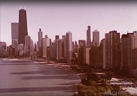 Check out this 1977 16mm tourism video for Chicago!