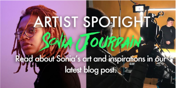 Artist Spotlight - Sonia Jourdian