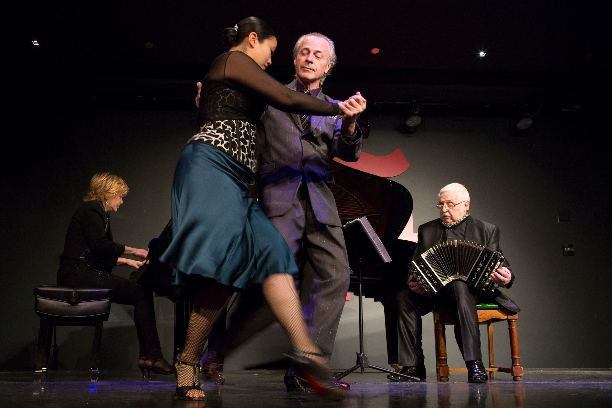 A Tango Show, Hosted by the International Latino Cultural Center of Chicago