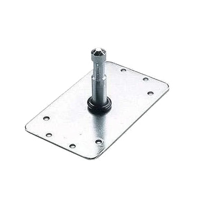 "3"" Baby Base Plate (Wall Plate)"