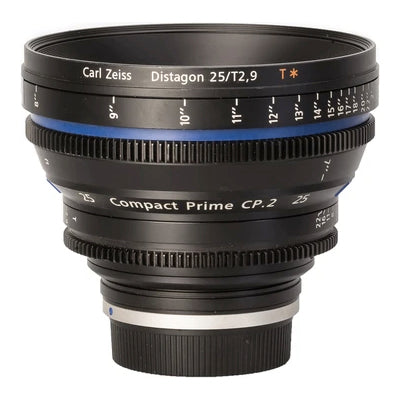 Zeiss PL CP.2 25mm T2.9 Compact Prime Lens