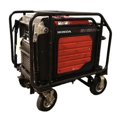 Honda EU6500 IS Generator With 60 Bates Amp Out