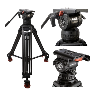 Sachtler DV 12SB 100mm Ball Head Tripod System