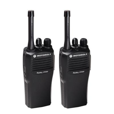 Motorola CP200 (6) Walkie Talkie Kit