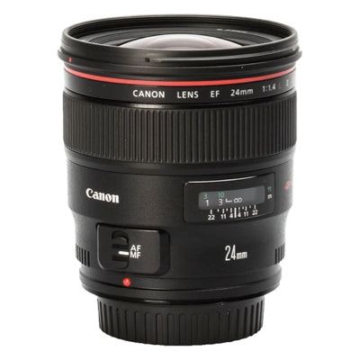 Canon EF 24mm f/1.4 II Prime Lens