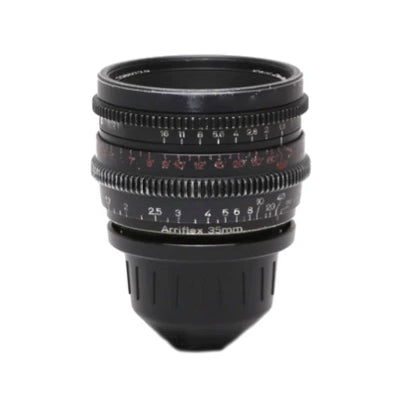 Zeiss PL Coated Super Speed MKII 35mm T1.3 Lens