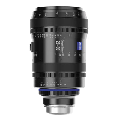 Zeiss PL/EF CZ.2 28mm-80mm T2.9 Zoom Lens
