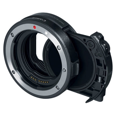 Canon Drop-In Filter Mount Adapter EF-RF With Variable ND Filter