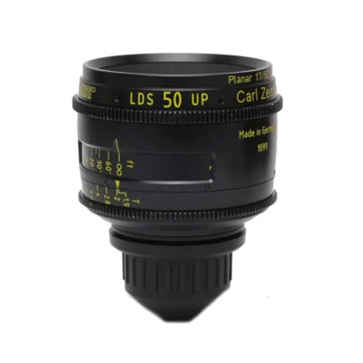 Arri-Zeiss PL LDS Ultra Prime 50mm T1.9 Lens
