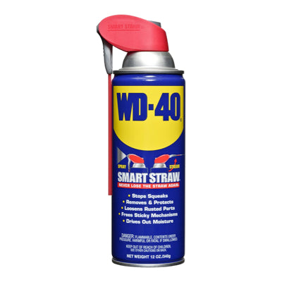 WD-40 Lubricant - 12oz Bottle