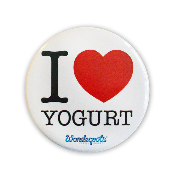 """I Love Yogurt"""