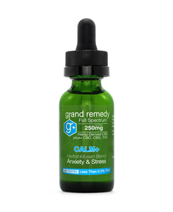 Closeout Calm CBD Tincture - 70% Off