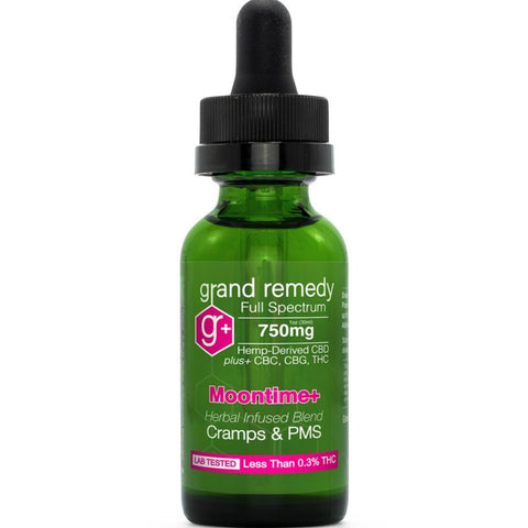 Image of Closeout Moon Time CBD Tincture - 70% OFF