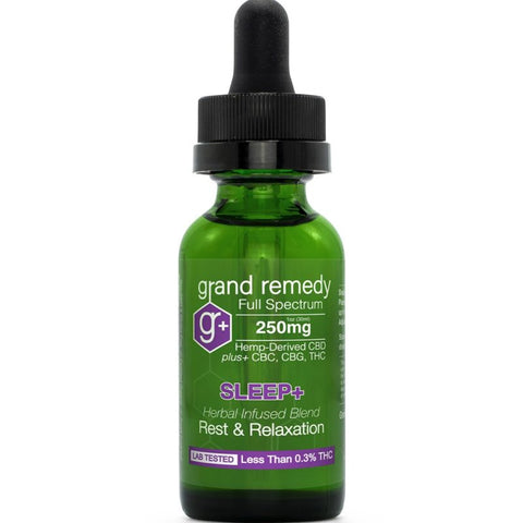 Closeout Sleep CBD Tincture - 70% Off