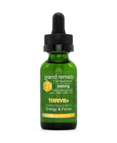 Closeout Thrive CBD Tincture - 70% Off