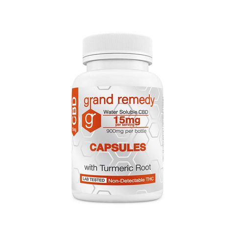 Image of Grand Remedy CBD Capsule