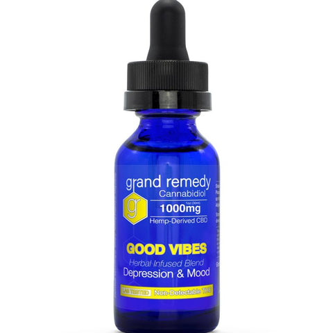 Grand Remedy CBD Tincture