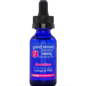 Closeout Moon Time CBD Tincture - 70% OFF