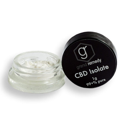 Image of Grand Remedy Pure CBD Isolate