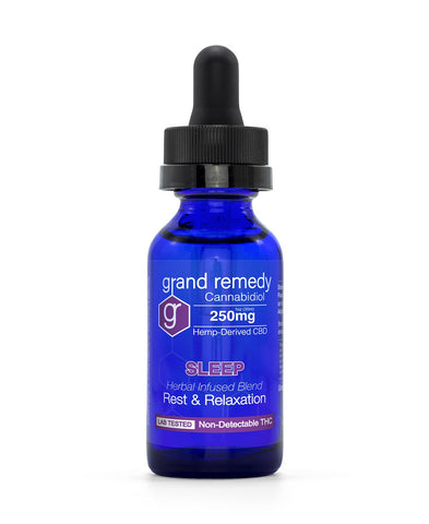 Image of Closeout Sleep CBD Tincture - 70% Off