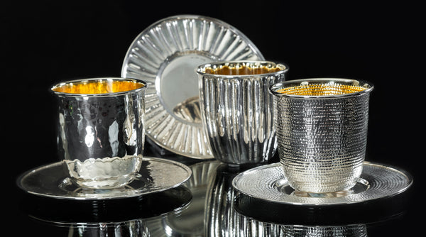 Silver and Judaica- A Natural Combination?