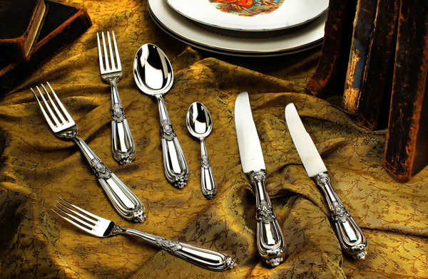Elegant and Easy to Clean: Silverware in the 21 st Century