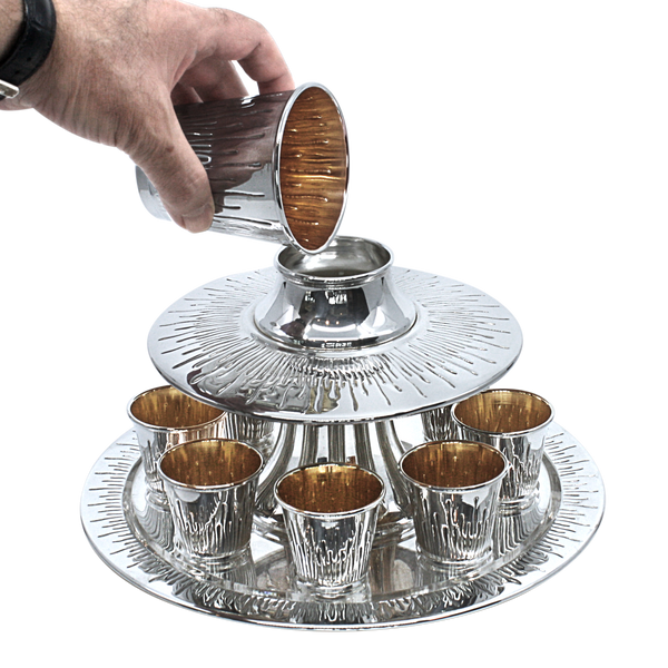 Functional and Elegant: Why You Should Use A Kiddush Wine Fountain