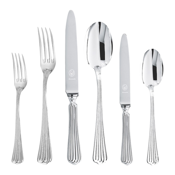 Stripe Silverware Set