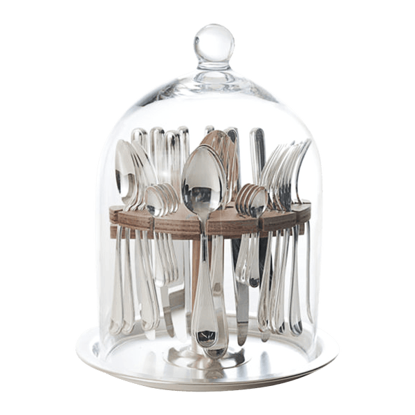 Anglia Silverware Set and Stand