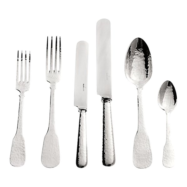 Troy Silver Silverware Set