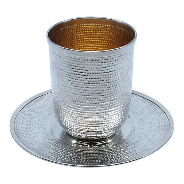 Spotted Barrel Modern Kiddush Cup