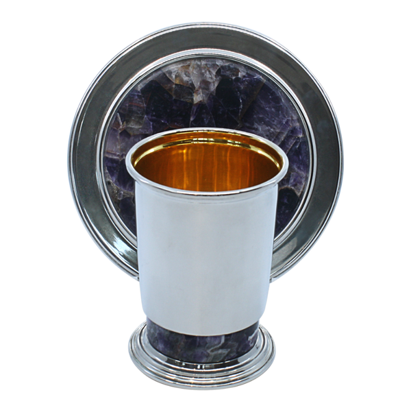 Sons of Jacob Sterling Silver Kiddush Cup