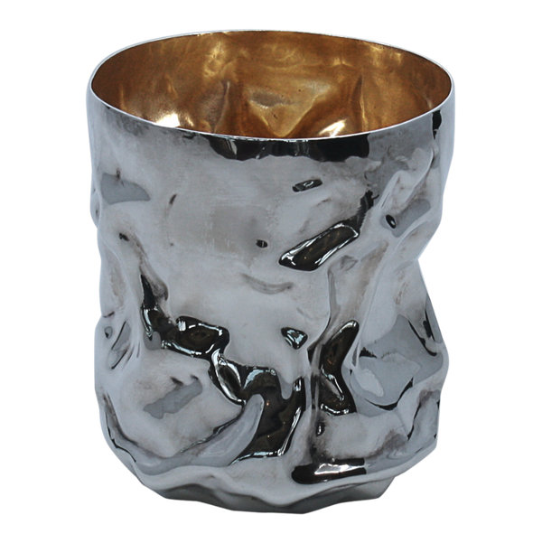 "The ""Broken"", Modern Kiddush Cup"