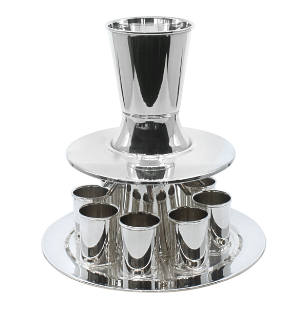 Clean Cut Kiddush Wine Fountain For 8