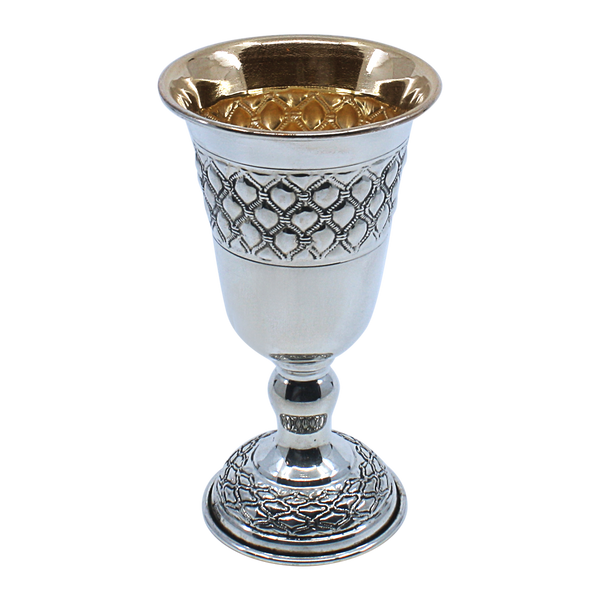 Sterling Silver Kiddush Goblet Clearance 6895