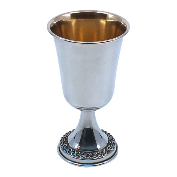 Sterling Silver Kiddush Goblet Clearance 6903
