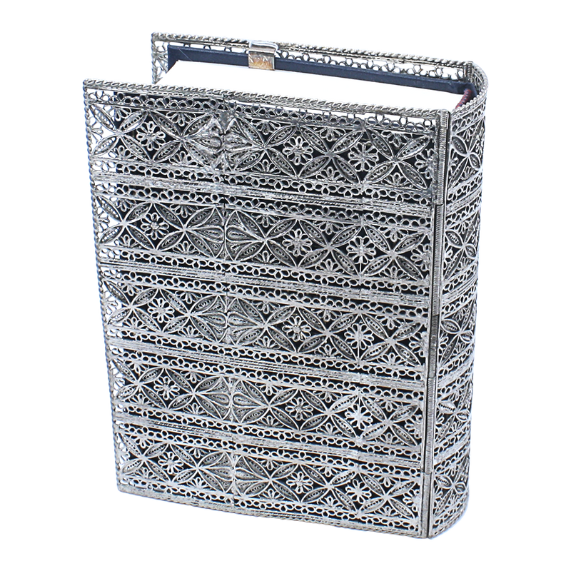 Bible / Sidur / Psalms filigree cover