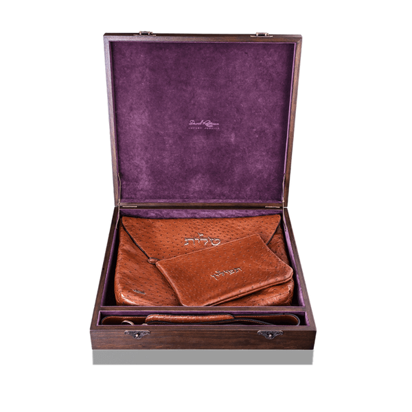 Bronze Teffilin Bag