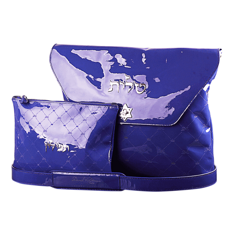 Matching Teffilin and Tallit Tote Bag