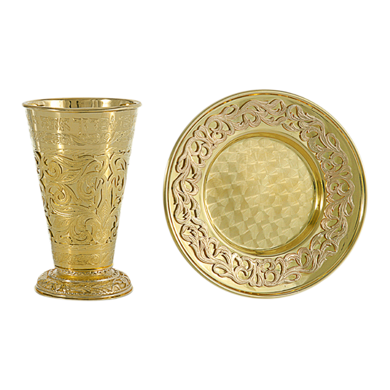 Kiddush Blessing Cup